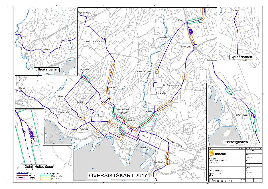 Ny Infrastruktur For Oslos Trikker